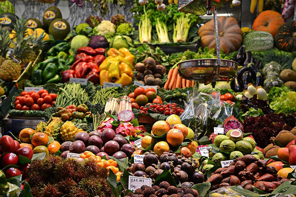 Dirty Dozen Organic Food