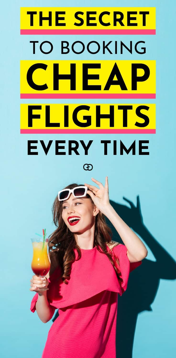 These 8 tips will show you, step by step, how to find cheap flights every time you need to book your holiday. Who hasn't spent hours and hours on search engines and websites trying to find the cheapest possible flights? Here is how to always find the best deal!