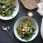 The Ultimate Roasted Butternut Squash Salad