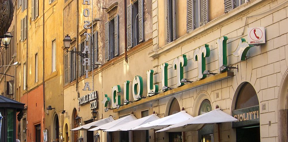 Gelateria Giolitti. There are so many gelaterie around town, but you want to make sure you try one of the best! Here you can find the best ice cream in Rome!
