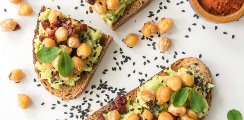 A Healthy Avocado Toast Recipe, The Vegan Way
