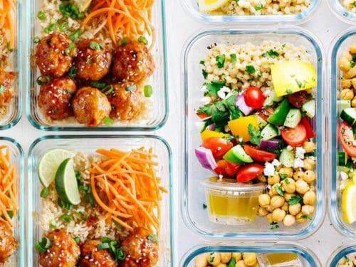Strange 25 Healthy Meal Prep Ideas Download Free Architecture Designs Saprecsunscenecom