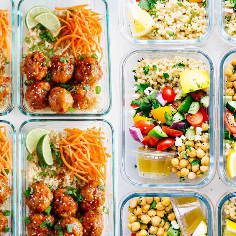 20 Healthy Meal Prep Ideas Thatll Make Your Life So Easy