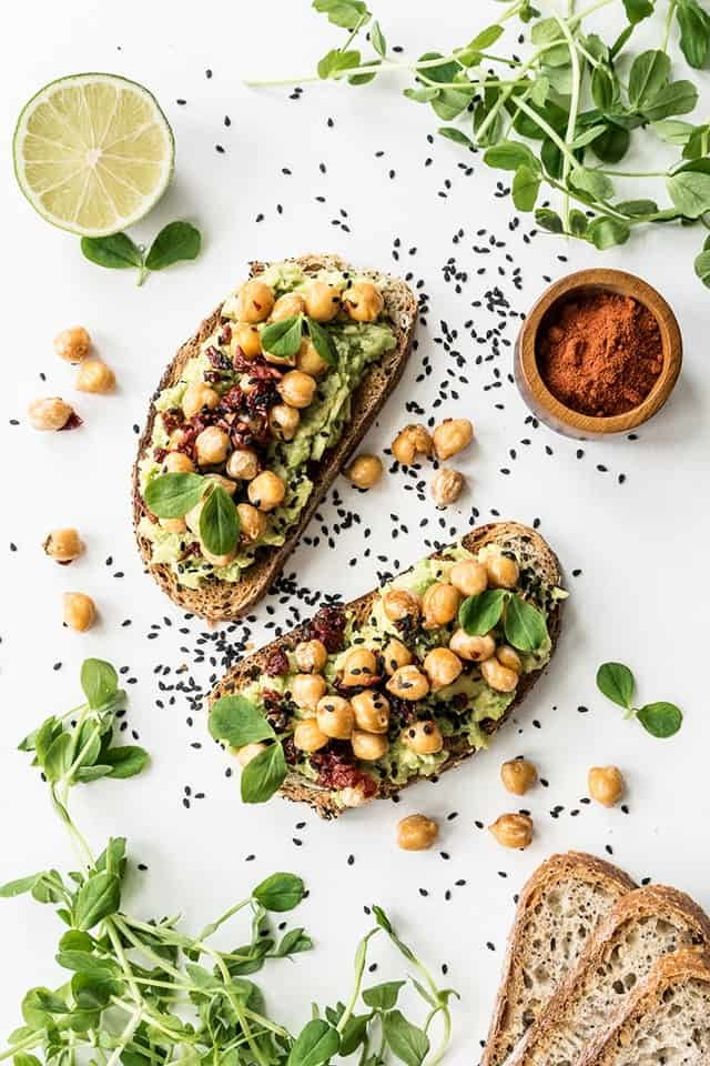 30 vegan easter recipes everyone will love gathering dreams healthy avocado toast over 30 eggcellent vegan easter recipes that are guaranteed to impress forumfinder Choice Image