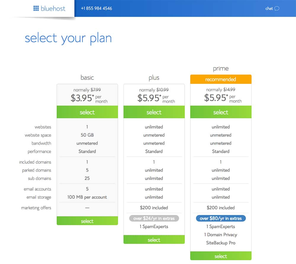 Bluehost | Choose a plan: How to start a successful blog in 6 simple steps: pick your blog topic, pick a domain name, choose the right platform, buy hosting, install WordPress, select a theme! Ready to make money blogging? I made over $3k after 3 months. You can too!