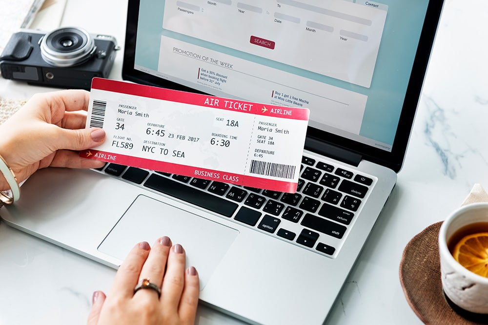 Find cheap flights using travel hacks and credit cards reward points