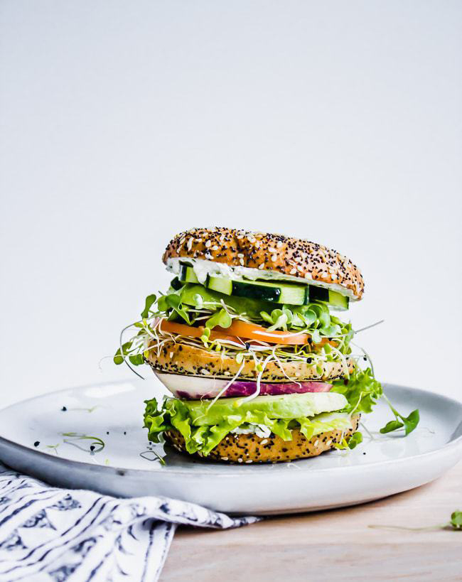 These are the most awesome vegan sandwiches recipes you'll ever find! Perfect for your work or school lunchbox, or for a quick and easy meal on the go!