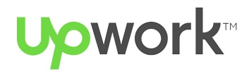UpWork logo: : perfect to find virtual assistant jobs