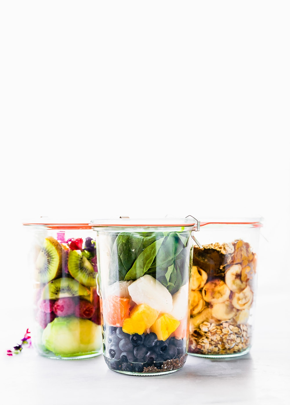 Protein Smoothie Packfrom Cotter Crunch: 100+ awesome vegan meal prep ideas, easy to cook and delicious to eat!