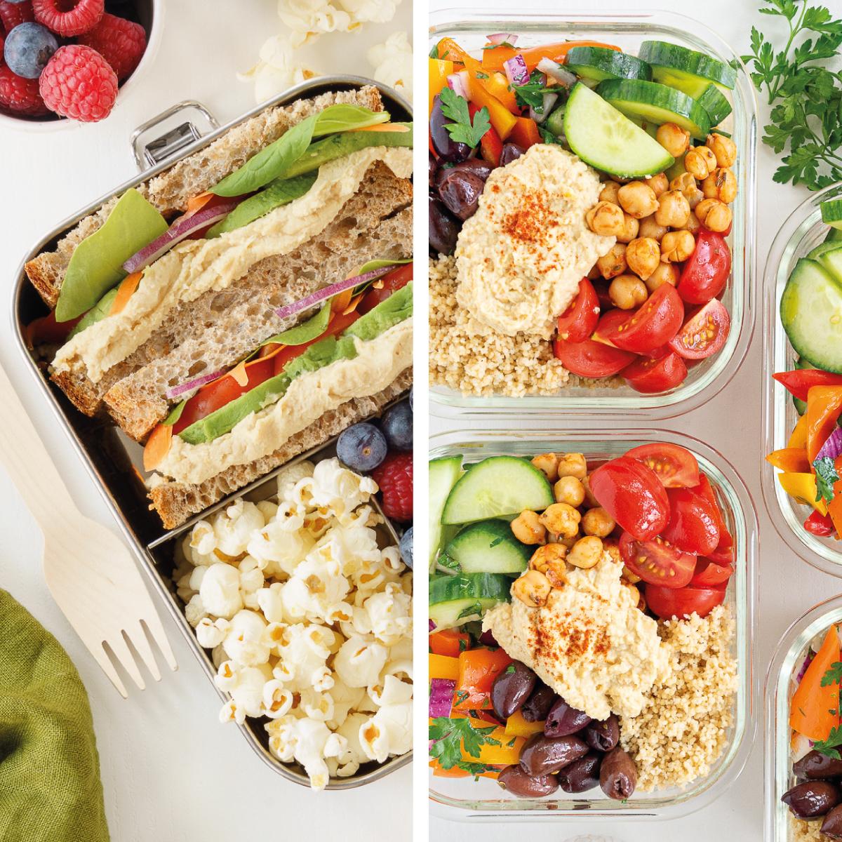 100 Vegan Meal Prep Ideas That Everyone Will Love Gathering Dreams