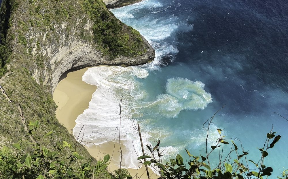 Nusa Penida in Bali, Indonesia: one of the cheapest destinations to visit