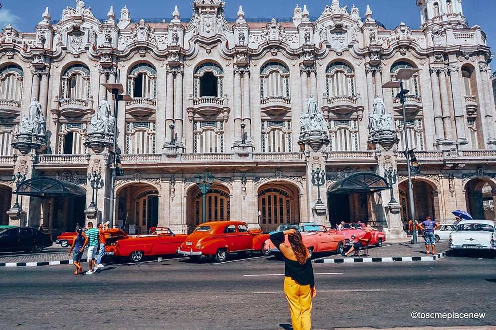Havana, Cuba: a cheap country to visit on a budget!