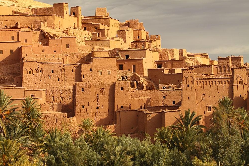 Ait Ben Haddu, Morocco