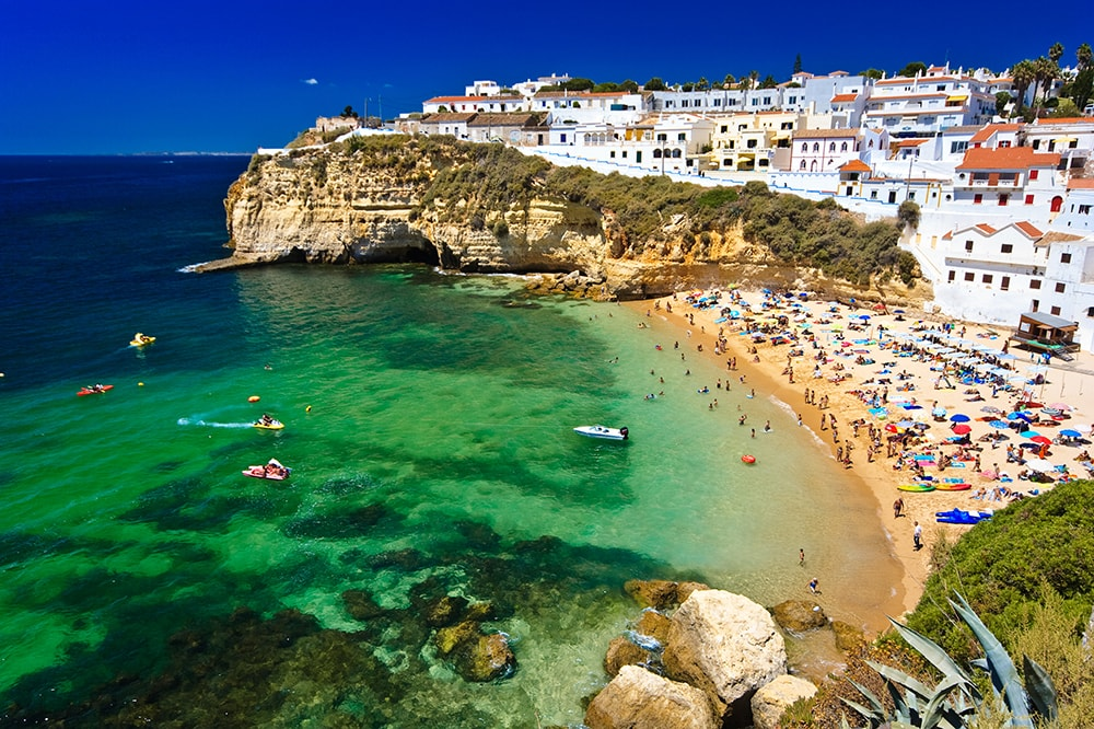 Algarve coast, Portugal: and affordable location