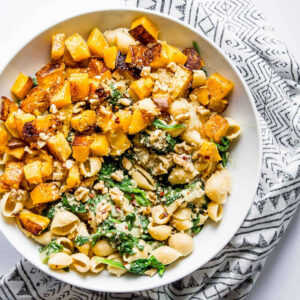 From pumpkin to carrots, from soups to comforting pasta, these incredibly easy fall dinner ideas are ready in no time and will warm up your evenings.