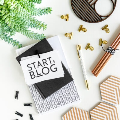 How start a blog and make money: everything you need to start a successful blog!