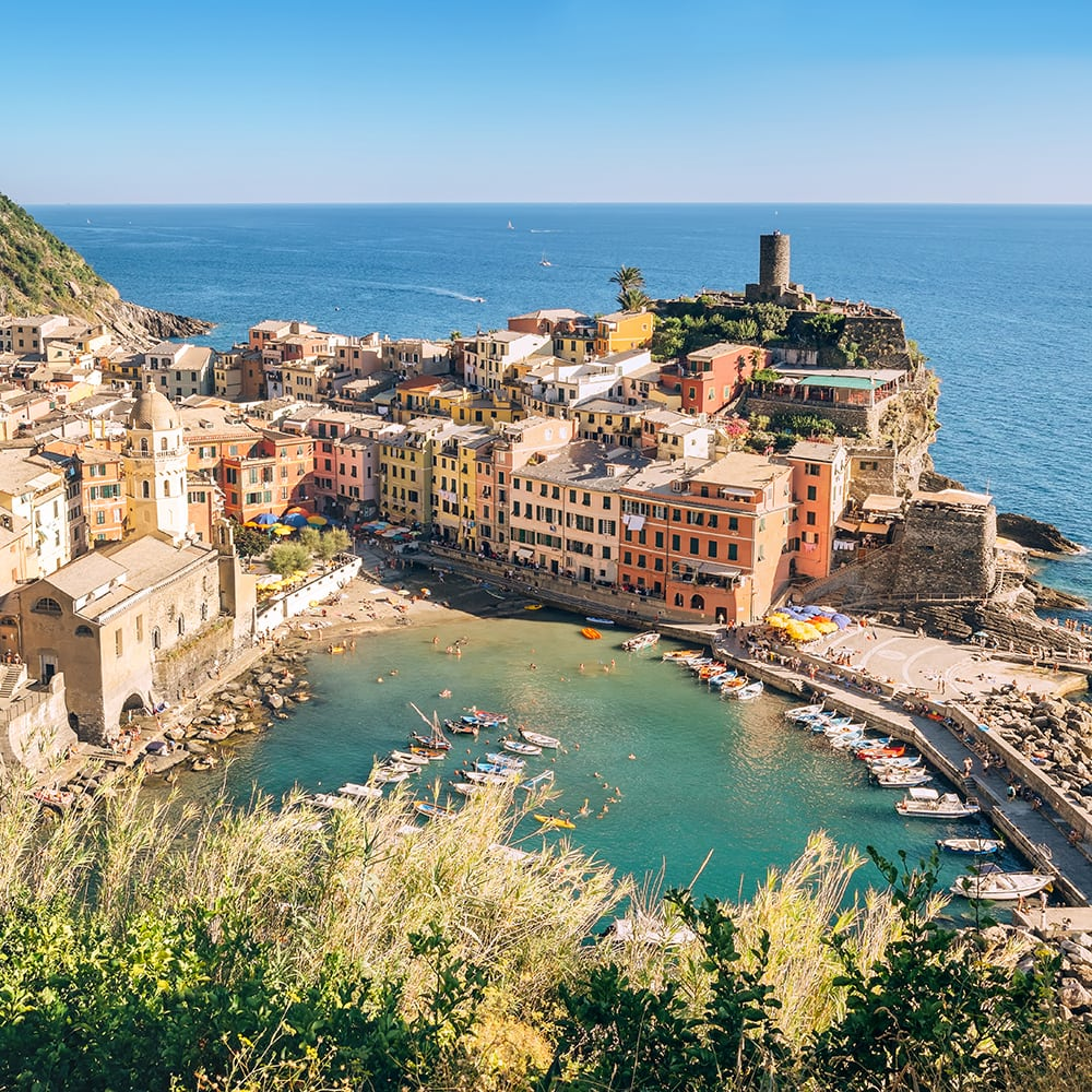 The Heart Of Cinque Terre where to stay in cinque terre: how to choose the best