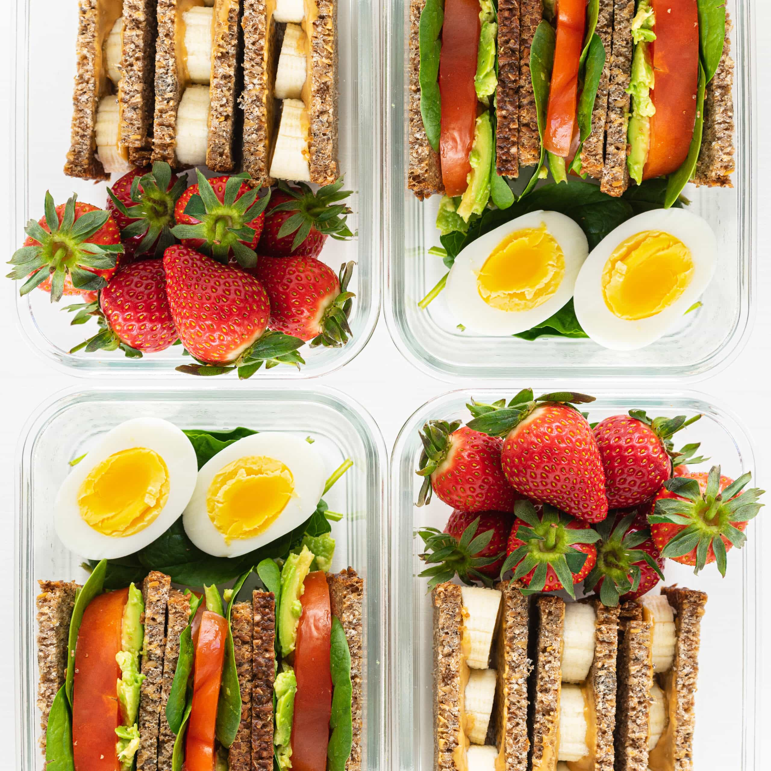 25 Healthy Breakfast Meal Prep Ideas For Busy Mornings