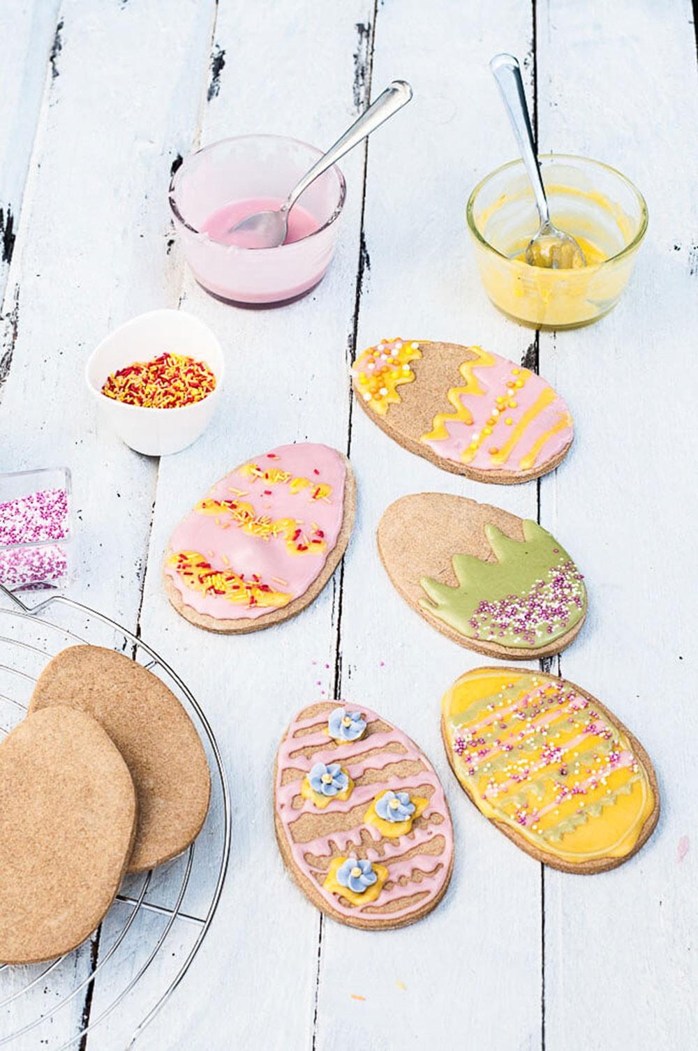 Vegan Easter Cookies by Vegan Family Recipes