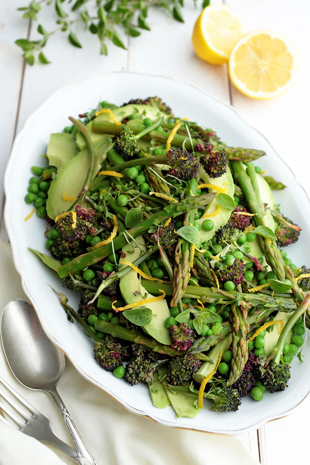 Green Spring Salad by Green Evi