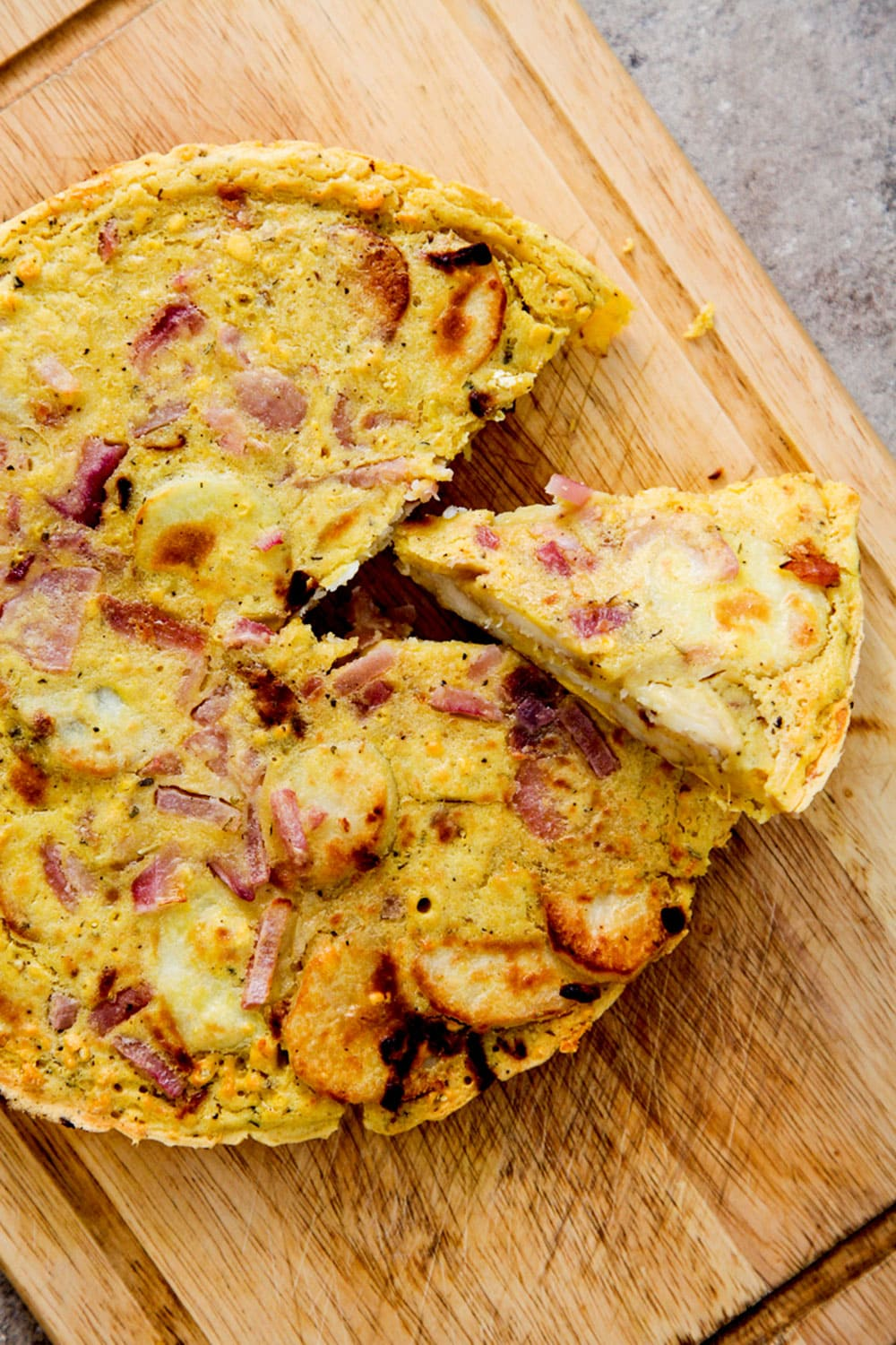 Spanish Omelette by Wall Flower Kitchen